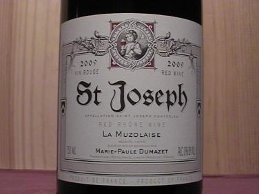 saint_joseph_dumazet_la_muzolaise_2009